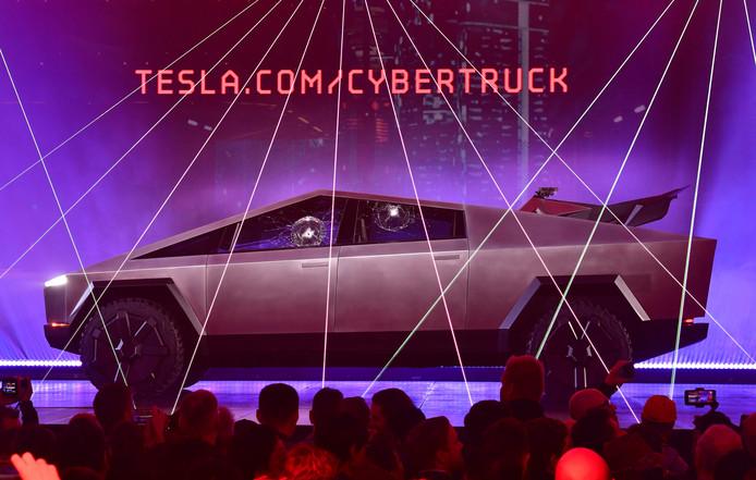 Le pick-up est 100% électrique.