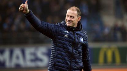"""""""Als Gent-coach weet je dat je met de voorzitter en manager op restaurant moet om bepaalde wissels uit te leggen"""""""