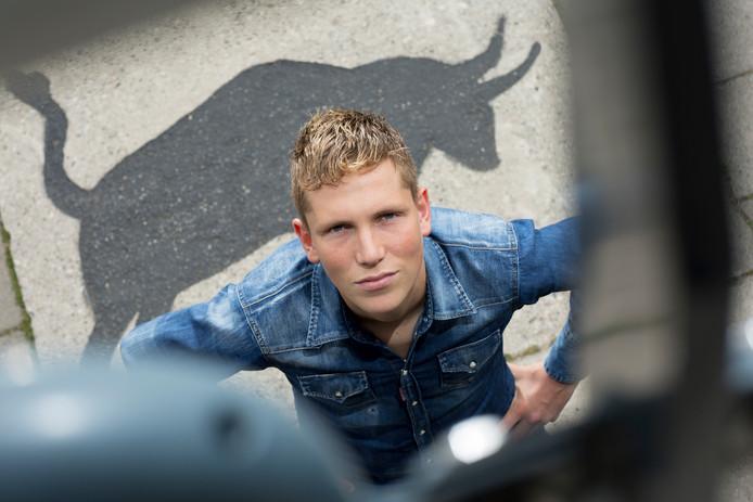 Tristan Berghuis speelt volgend seizoen weer voor WSV.