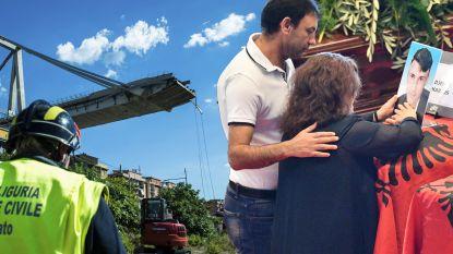 LIVE. Man, vrouw en kind (9) gevonden onder puin: dodentol Genua stijgt tot 42 voor aanvang staatsbegrafenis