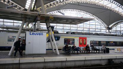 Station van Leuven opgeschrikt door luide knal