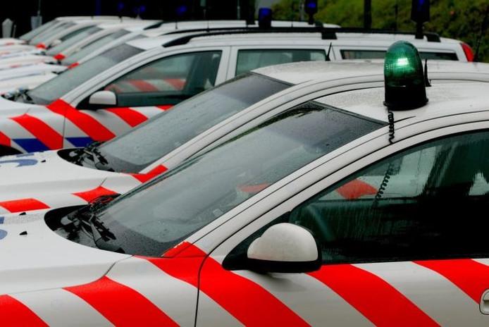 Op het terrein van de Landelijke Eenheid Politie in Driebergen is vorige week een zwaargewonde gevallen.