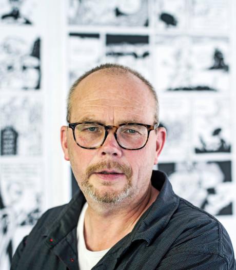 Zeeuwse striptekenaar Ben Vranken overleden