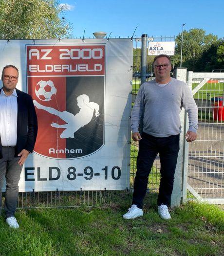 Paul Hamers na 7 jaar weg als voorzitter AZ 2000, Frank Houtriet beoogd opvolger