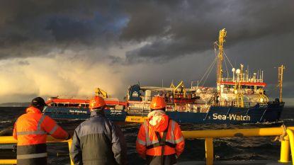 België vangt geen migranten van schepen in Maltese wateren op