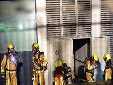 Brand in transformatorhuis leidt tot stroomstoring