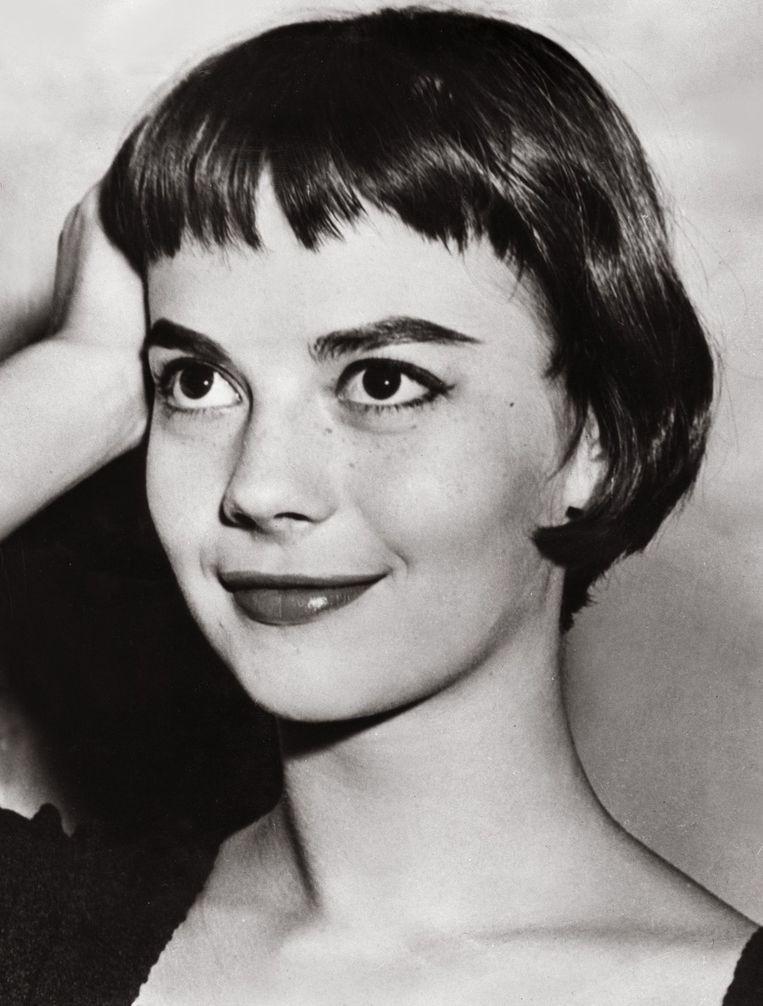 Natalie Wood in 1955. Beeld afp