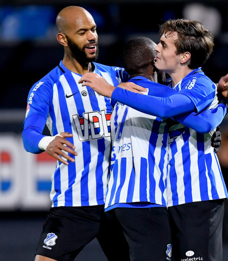 Samenvatting | FC Eindhoven - MVV