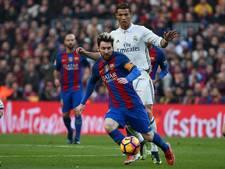 Ronaldo verslaat Messi als best betaalde speler