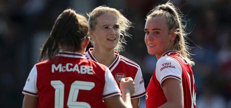 'Dutchies' van Arsenal kunnen niet wachten op derby in stadion Spurs