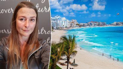 """Evelyne zag vanmorgen reis naar Mexico in het water vallen: """"400 euro bijbetaald voor nieuwe vlucht en nu afwachten of hotel in orde is"""""""