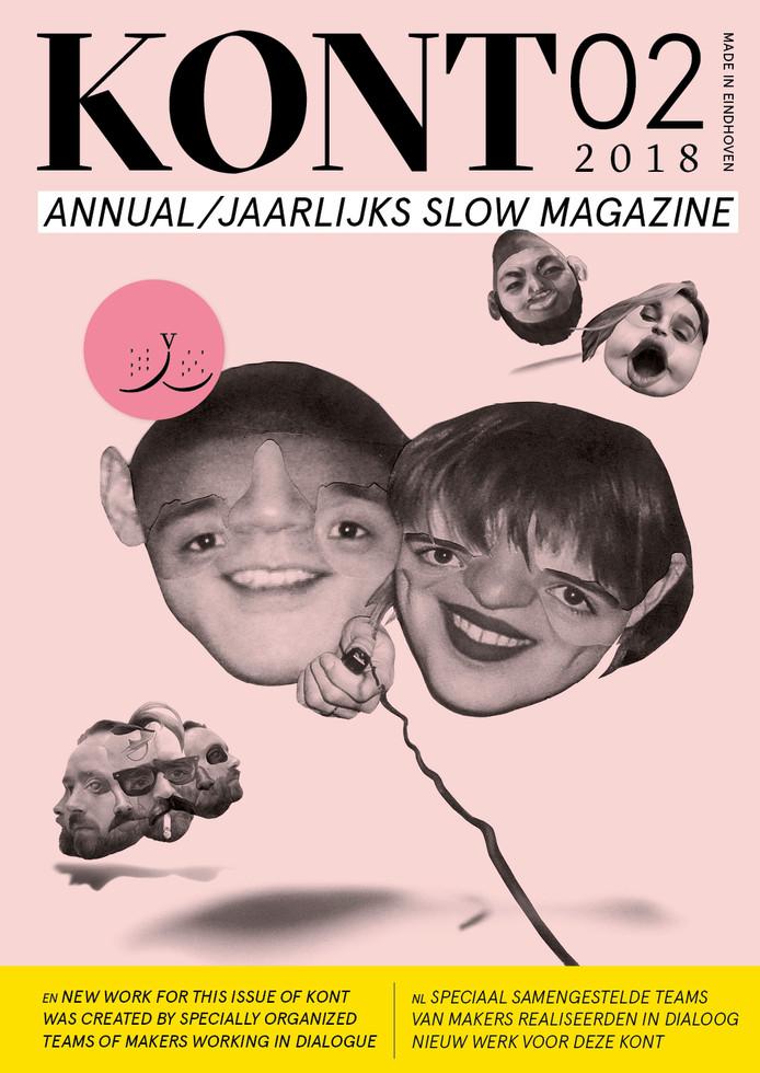 de cover van KONT