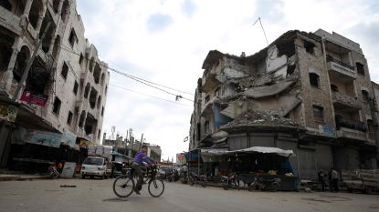 """""""Staakt-het-vuren in Idlib wordt geschonden"""""""
