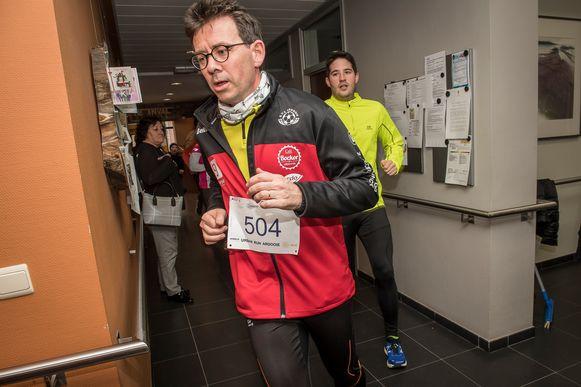Urban Run ter nagedachtenis van juf Lucrèse