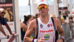 """Teleurgestelde Van Lierde: """"Je weet dat je in de Ironman zal afzien, maar de wilskracht was er niet meer"""""""