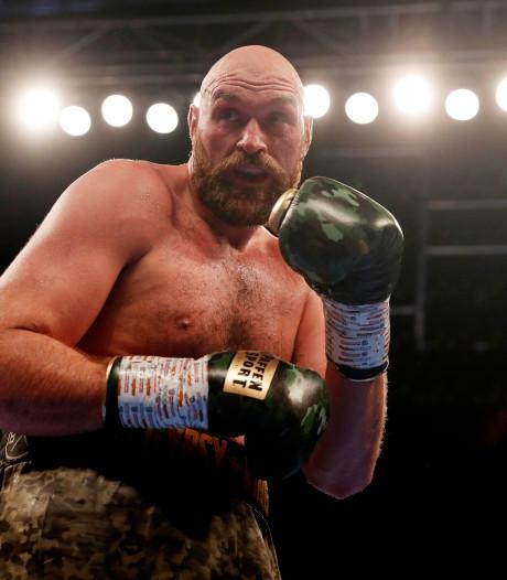 Fury wint ook tweede duel na comeback