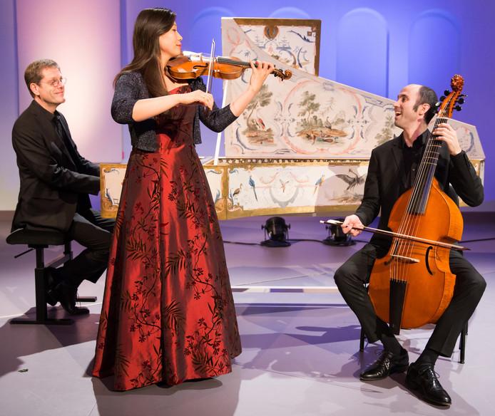 Het trio Fantasticus begint de Woudtse Zomerconcerten op zaterdag 25 mei met werken van (de vooral als orgelcomponist bekende) Buxtehude.