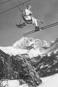 Solovlucht in de skilift- een verdwijnend genoegen