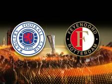 Supporters Feyenoord en Celtic feesten samen in de Ierse pub