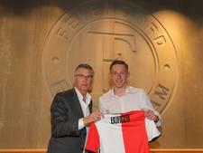 Feyenoord-fan tekent profcontract bij zijn favoriete club
