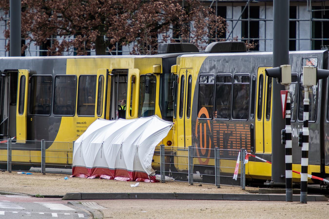 Aanslag op 24-oktoberplein in Utrecht.