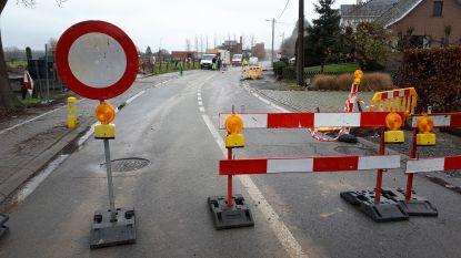 Volderstraat één maand afgesloten voor verkeer