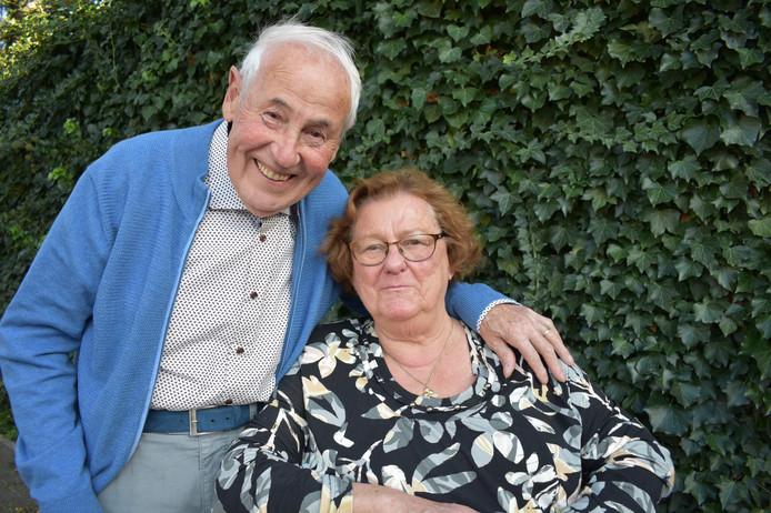 Het echtpaar Van Mullekom.