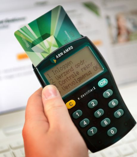 Urenlange storing internetbankieren ABN AMRO