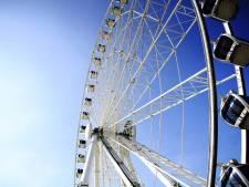 Reuzenrad en dagelijkse lichtshow moet toeristen weer naar Cadzand trekken