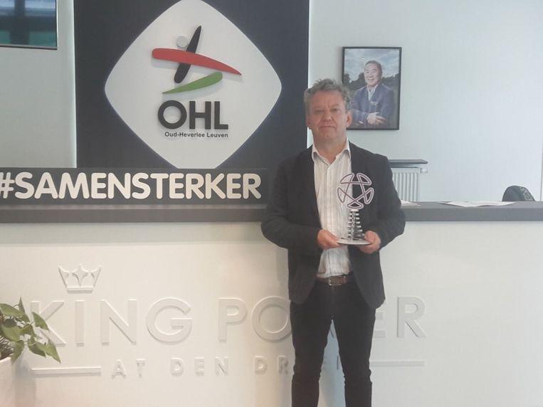OHL gelauwerd op de jaarlijkse awards van de Pro League