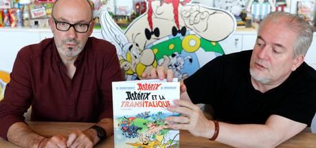 Asterix doet een Giro d'Italia: 'Het is weer een klassieker'
