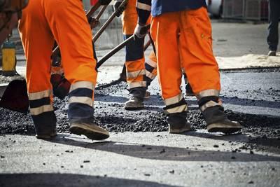 Verbindingsweg Klaverpolder weekend dicht vanwege werkzaamheden