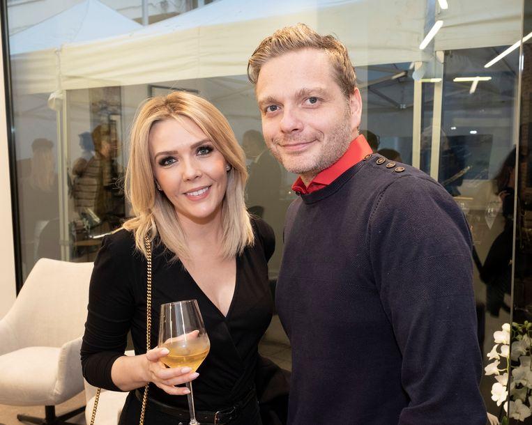 Silvy De Bie en Udo