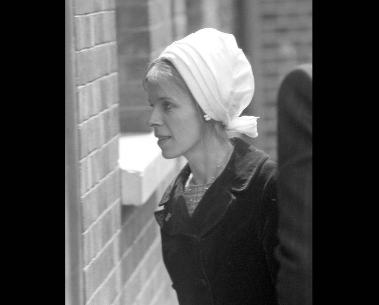 Lady Lucan op een foto uit 1975.