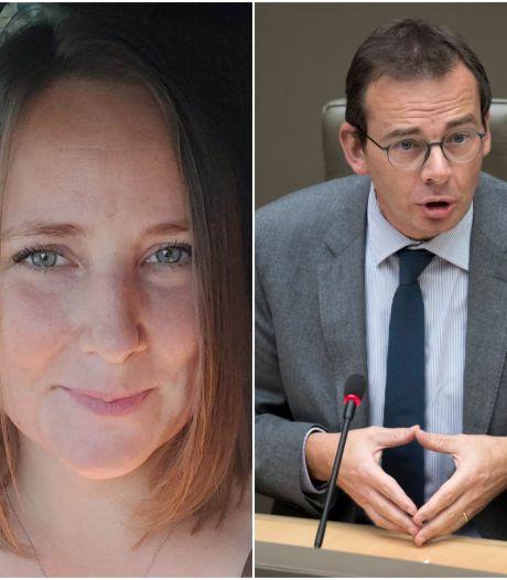 """Brugse verpleegkundige (34) schreeuwt haar onmacht uit in brief naar minister Beke: """"Staken druist in tegen onze waarden en normen, dus doen we het zo"""""""
