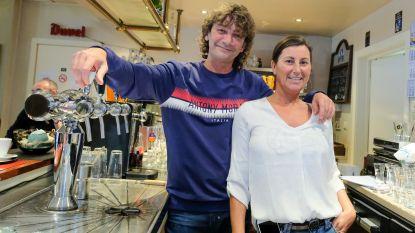 Vaste klant Olivier neemt samen met vriendin Marjorie Vilvoords café De Stille Genieter over