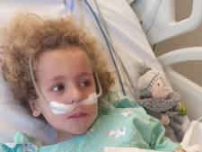 Bonne nouvelle: le petit Kaïs, atteint du Covid-19, est sorti du coma
