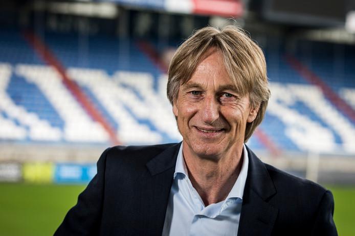 Adrie Koster staat aan de vooravond van zijn rentree als hoofdtrainer van Willem II.