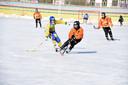 Stefan Geenen in actie tijdens het WK vorig jaar in Harbin (China), in de poule voor B-landen.