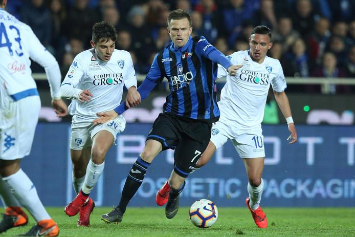 Atalanta Bergmo komt tegen Empoli niet verder dan 0-0.