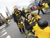 Carnavallen op z'n Bornerbroeks: 'Zo volgen wij de optocht, dat is traditie hier'