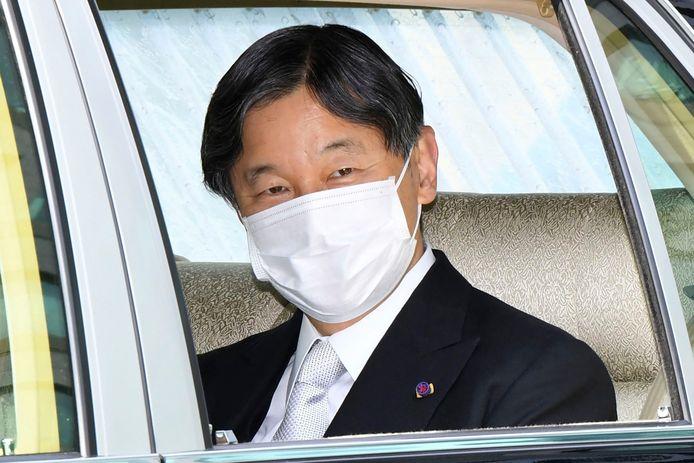L'Empereur du Japon Naruhito.