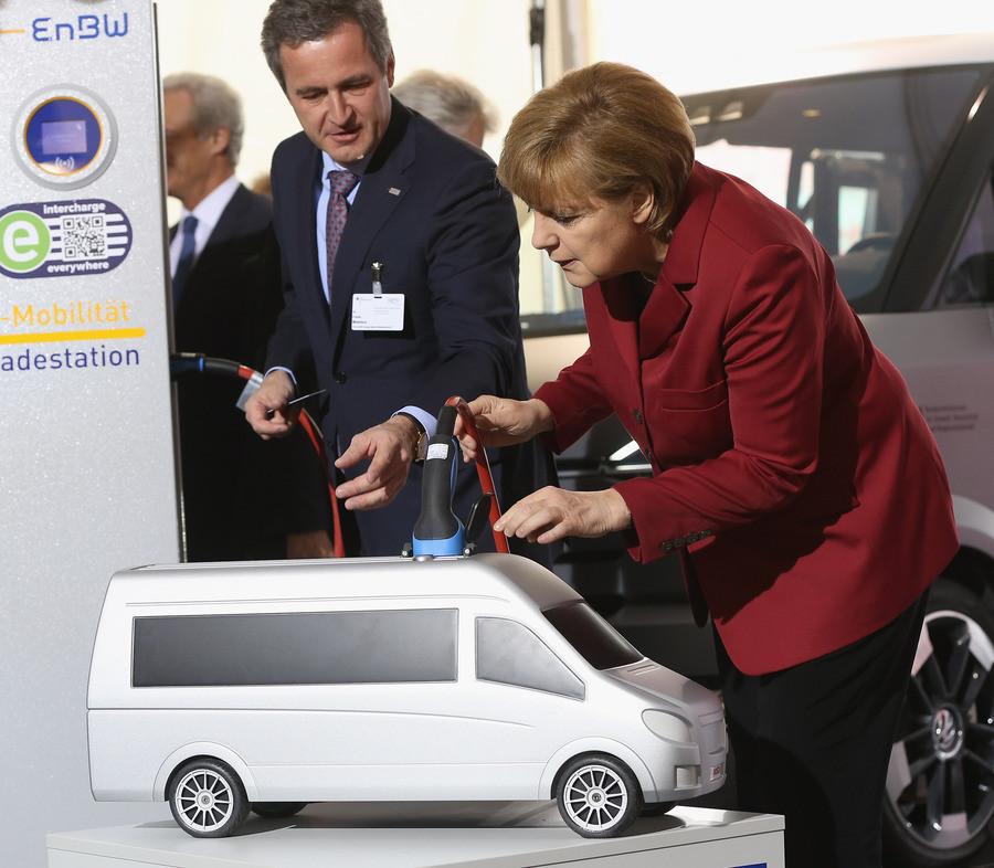 Duitsland Wil Miljoen Elektrische Auto S In 2020 Foto Ad Nl