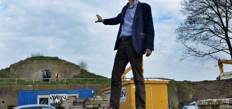 Schalkwijk krijgt straks 'waterfort'