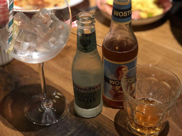 Mommy's Bastards biedt een ruime keuze aan non-alcoholische dranken
