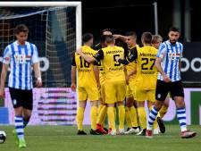 Roda JC frustreert FC Eindhoven in de strijd om play-offs met late treffer