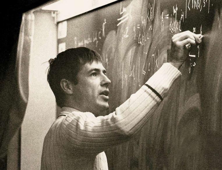 De 'Eddy Merckx van de wiskunde' werd Jean Bourgain genoemd: simpelweg de beste.