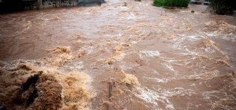 Dode en vijf vermisten, onder wie Belgische trucker, bij overstromingen in Spanje