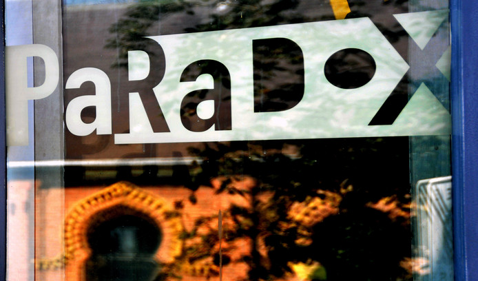 Paradox. Foto Jan van Eijndhoven
