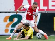 LIVE | Ziyech bezorgt Ajax op slag van rust voorsprong in Venlo